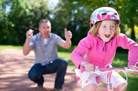 Image result for learning to ride a bike