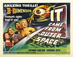 Image result for it came from outerspace movie poster