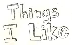 Image result for things I like
