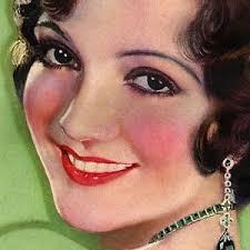 Image result for 1920 female tart