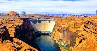 Hike the Glen Canyon Dam Overlook, Page, Arizona